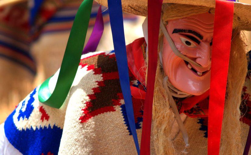 La danza de los viejitos: Patzcuaro Michoacán