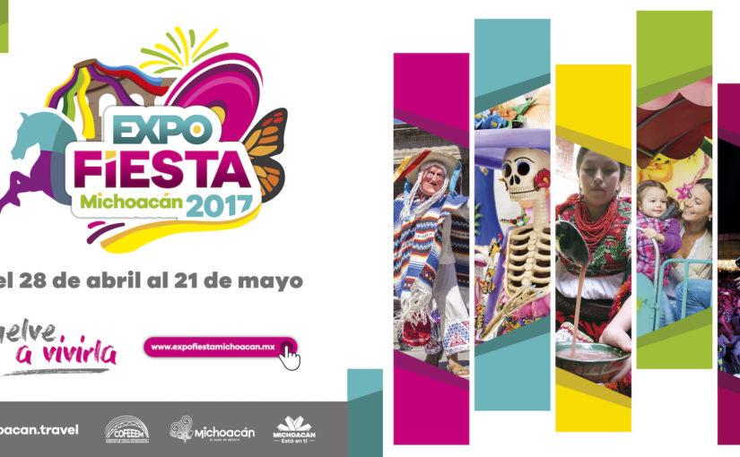 Te invitamos a la Expo Fiesta Michoacán